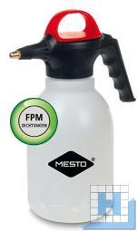 Flexi Plus Drucksprüher 1,5L Viton, verstellbare Düse