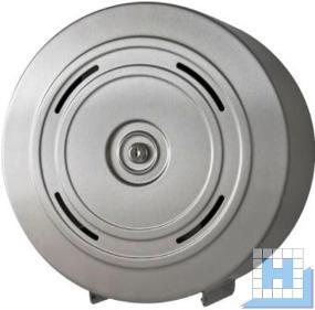 racon X KR quattro Toilettenpapier-Spender für 4 Rollen Edelstahl silber H/B/T 320x320x125mm