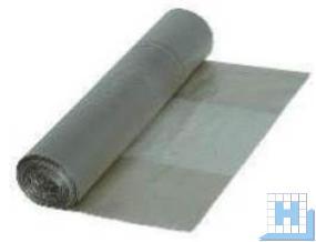 Müllbeutel 60L grau 35my LDPE, 600x800mm, 10Rllx25St/Krt