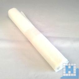 Müllbeutel 60L weiß 12my, 340+290x850mm (9Rll/Krt) 40Stk/Rll HDPE Polybeutel