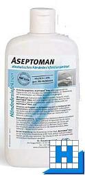 ASEPTOMAN® 150ml, rückfettende Händedesinfektion (20Fl/Krt)