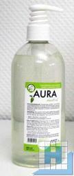 Aura Neutral 500ml Seifencreme, farblos, parfümfrei, Pumpspender, (9Fl/Krt)