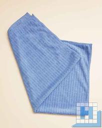 Bodentuch Mikrofaser blau, 50x60 cm, (10Stck/Pck)