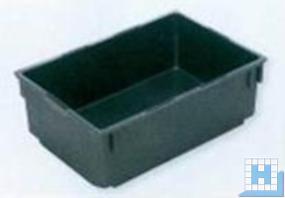 Vermop Box 15L, anthrazit