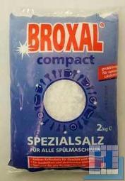 Broxal Spezial Salz 2kg, grob (6 Btl/Krt)