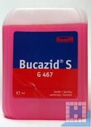 BUCAZID-S 10 L Sanitär-Unterhaltsreiniger G467