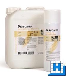 Descomed, 500 ml, Hautreinigungs-u.Pflegeschaum, (12Ds/Krt)