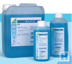 DESOWASCH HR 500ml, Hautpflegende Waschlotion 20 Fl/Krt.