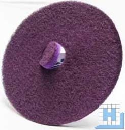3M Diamant Pad Plus Violett, Ø500mm