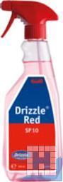 DRIZZLE® Red SP10, 600 ml, Sanitär-Unterhaltsreiniger, sauer (12Fl/Krt)