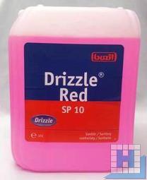 DRIZZLE® Red SP10, 10L, Sanitär-Unterhaltsreiniger sauer