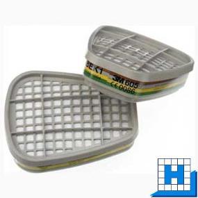 3M Gas- und Kombifilter ABEK1 für Masken der 6000 und 7000 Serie