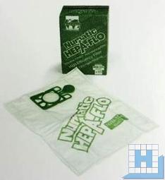 HEPA-FLO Hochleistungsfilter NVM-1AH f. RSB140/1 10 St/Pack (Vliesbeutel)