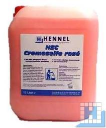 HSC Cremeseife rosé 10L