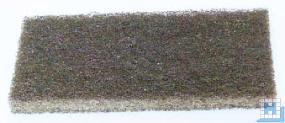 Handpad-Super braun, 115x255mm