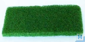 Handpad-Super grün, 115x255mm