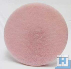 3M High-Speed-Eraser-Pad, Ø685mm, rosa