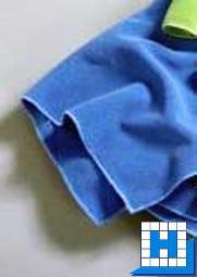 3M Hochleistungstuch 2010 blau 32x36cm 95°C (5Stck/Pack)