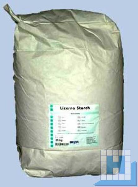 Lizerna Starch 25 Kg Direktstärke Waschmittel Stärke