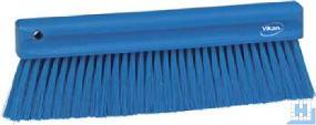Mehlbesen, weich, blau, 280x28x100 mm