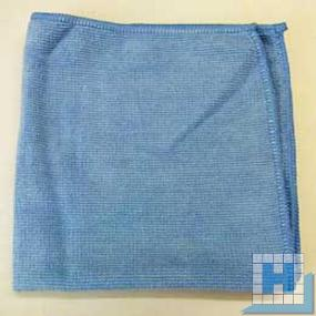 Mikrofasertuch Premium Professional blau 40x40cm