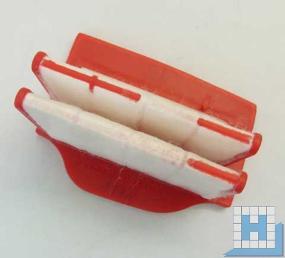 Mikrofilter 370/470 (Hospital-Filter)