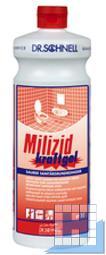 Milizid Kraftgel, 1 L, Sanitär-Grundreiniger, (12Fl/Krt)