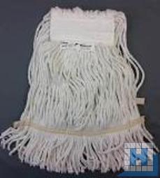 Naßwischmop 380gr Monsun mit Band, CMX 40, gewaschen