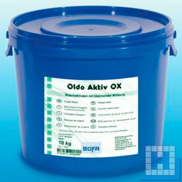 Oldo Aktiv Ox 10kg Bleichkonzentrat Waschmittel Stärke