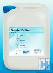 Omnia Brillant Edelstahlpflege 10L