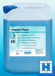 Omnia Floor 10L, alkoholhaltige Wischpflege