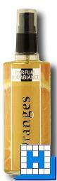 VAPOLUX Orange 125ml Pumpsprühflasche, Raumduft-Konzentrat (4 Fl/Krt)