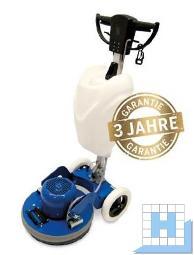 Orbital-Einscheibenmaschine CT O, Ø 430mm, große Räder, 230V, 1500W, 1400rpm, Gew.56kg