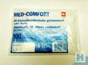 PE-Einmalhandschuhe, (Herrengröße), 100 St/Pack
