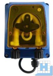 Peristaltikpumpe PR 4, 4 l/h, 0.1 bar, Santoprene AB 6x10 mm, Anschluss 4x6 mm, 230 V AC