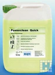 Powerclean Quick 10L, Spezial-Sofortreiniger