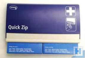 HARTMANN Pflasterspender Quick Zip inkl. Füllung