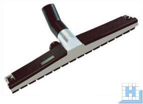 Wassersaugdüse höhenverstellbar Ø38x450mm mit 2 Gummileisten u. 2 Laufrollen