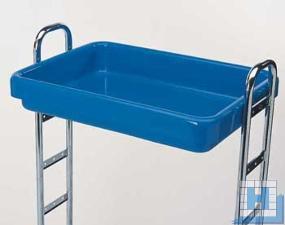 Schale II blau, 64x46x10 cm