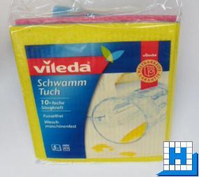 Vileda-Schwammtuch Gr.1
