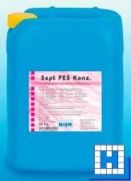 Sept PES Konz. 20kg Wäschehygiene mit Bleichwirkung