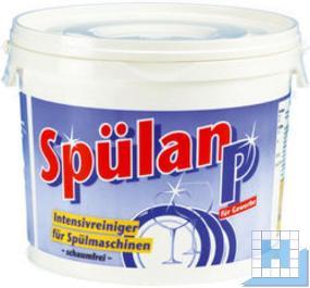Spülan P OC chlorfrei 5kg, Geschirreiniger Pulver