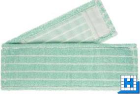 Stargrip-Mop 40cm Mikrofaser grün/weiß Tasche