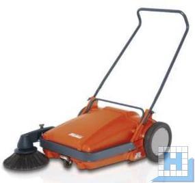 Sweepmaster M600, Handkehrmaschine