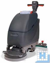 Scheuersaugmaschine TGB 4045, 24V/inkl. Batterie 100Ah (Laufzeit cs 2,25 Std.)