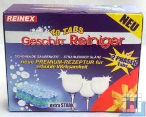 Geschirr-Reiniger Ultra Tabs 40 St/Pack (800gr.), (5 Pack/Kart.)