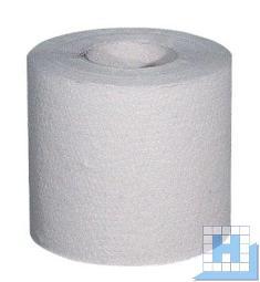 Toilettenpapier Krepp 1lg natur 400 Blatt 9,5x12cm VE: 64 Rollen