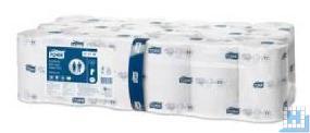 Tork Midi hülsenloses Toilettenpapier T7 (nextTurn compact) weiß, 2lg., 900 Bl./Rll., 36 Rll./Pack