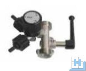 Venturi 2 Produkte mit schwarzem Rückschlagventil - EPDM Dichtung