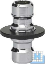 Verbindungskupplung, Quickkupplung Ø15,5 mm